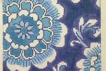 technics | cross stitches / inspirational cross stitch ideas
