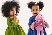 Young Naturals / Natural kids / by MsUnder5t00d ..