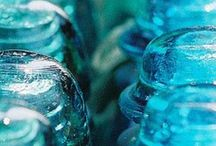 color palettes | aqua / inspirational aqua or in between blue and green colored moods