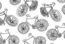 motif   bicyclette / inspirational bikes, bicycles, bicyclettes
