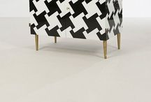 patterns | pied de poule / pied de poule | pied de coq | houndtooth  a specific woven pattern, many times used by coco chanel