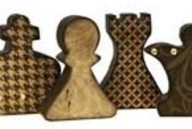 motif | chess pieces