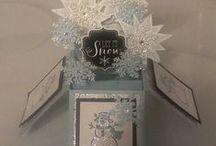 A christmas cards/tags