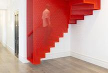 stairs ramps handrails