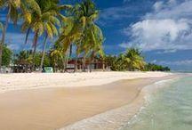 Guadeloupe Islands / Five Islands, Five Unique Experiences, One Paradise.