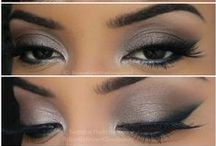My Makeup Looks / Looks that I've done for my blog BeautyandtheBrownGirl.blogspot.com