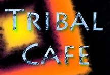 TRIBAL cafe (Thessaloniki Greece) / www.tribalcafe.eu w.orld w.ide w.eb