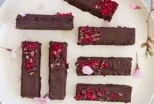 Raw Desserts / Gluten-free, vegan and guilt-free desserts for any sweet tooth craving.