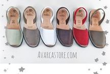 The Avarca Store / Original avarcas menorquinas handcrafted in Menorca, Spain in family owned artisan workshops with the highest quality materials and craftsmanship. This comfy and versatile slingback leather sandal is available now in the USA at The Avarca Store. Free Shipping.