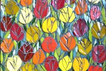 motif | tulips / inspirational designs, art, style, color on tulips