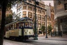 Vintage Trolleys