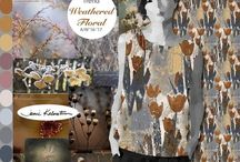 trend forecast | aw16/17 / inspirational mood boards, prints, patterns autumn winter 2016/2017