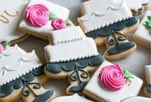Galletas para Bodas / Ideas Galletas para bodas. Wedding cookies