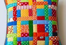 ✂ QUILT - Scrappy Quilt ✂ / Quilts, scrappy quilts, crafts