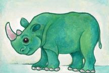 It's a Rhino!-Baby Shower / Come help Ratu prepare for her new baby! We are throwing her a baby shower to get everything ready!