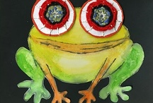 Frogs in all shapes