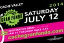 Cache Gran Fondo / This board is all about the Cache Gran Fondo -- a big 50- and 100-mile ride that takes place during the second Saturday in July each year. The Logan Regional Hospital Foundation organizes this ride.
