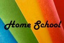 Homeschool / Ideas and activities for Home School