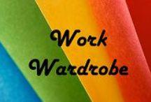 Work Wardrobe ideas