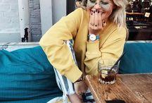 Style & Fashion / Fashion, inspiration, outfits, looks