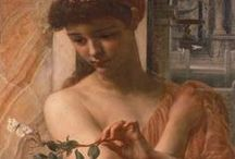 Romance / Romance and art go hand in hand! Browse romantic paintings, gifts and decorative art. / by Walker Art Gallery, Liverpool