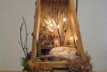 Fairy's Sweet Home Ideas