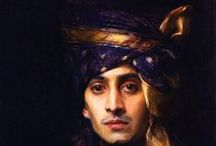 Paintings as Human Portraits & Figures....Any medium