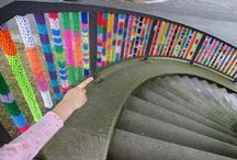 Yarn Bomb! / Ingenious knitted public art. / by KB Looms