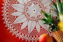 Crochet Doily...