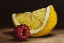 Paintings as Still Life and others...