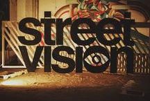 Street Vision 3 (2014) / 28 мая - 1 июня (2014) #стритвижн #streetvision #exhibition #street_art #siberian #art #modern_art #design #music #video #photo #ugar #Сибирь #Томск #событие #уличная_культура #streetvision #поле_зрения