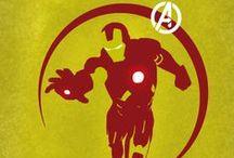 Kai's Heroes / Superheroes / by B. Baterina