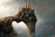 imagine that.... / fantasy art, fantasy world, fantasy dream....