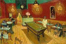 Ressamlar (Painters) / Dünyaca Ünlü Ressamlar ve Önemli Tabloları