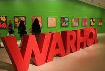 Andry Warhol Pop Art Sergisi (Pera Müzesi 2014) / #andrywarhol #warhol #popart #art #sculpture #modernart #sanat #sergi #exhibition #peramuzesi #pera #taksim #istanbul #istanbulartevents #peramuseum