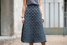 Skirts / The most amazing skirts styles