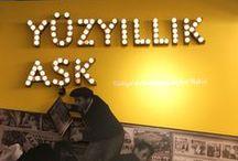 Yüzyıllık Aşk Sergisi (İstanbul Modern,2014) / #yüzyıllıkask #yesilcam #sergi #exhibition #art #sanat #istanbulmodern #sanatgalerisi  #istanbul