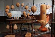 2.İstanbul Tasarım Bienali (Galata Rum Okulu,2014) / 2.İstanbul Tasarım Bienali  #istanbulbienali #biennial #sanat #art #sculpture # sergi #exhibition #istanbul