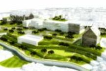 URBAN DESIGN STUDY_Dr. Sardjito Masterplan Concept / My study in Gadjah Mada University, Master Degree of Urban Design