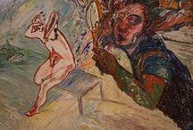 """Mehmet Güleryüz Retrospektif / Mehmet Güleryüz Retrospektifi  9 Ocak- 28 Haziran 2015  İstanbul Modern'in düzenlediği """"Ressam ve Resim: Mehmet Güleryüz Retrospektifi"""", sanatçının 1960'lı yıllardan 2010'lu yıllara uzanan kariyerinin bir dökümü niteliğinde. Sergi, Güleryüz'ün resimden desene, heykelden gravüre, tiyatrodan performansa uzanan zengin ifade arayışının gelişim ve dönüşümüne ışık tutuyor."""