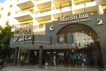 فندق مارلين ان, الغردقة بمصر / يقع المنتجع  فى الممشى السياحى و على بعد دقائق من مطار الغردقة الدولي