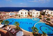 فندق شيراتون, شرم الشيخ بمصر / يقع فى الباشا باي جنوب سيناء