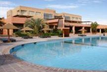 فندق بالميرا بيتش العين السخنة, بمصر / يقع على بعد 130 كيلومترا من القاهرة