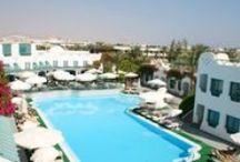 فندق فالكون هيلز, شرم الشيخ بمصر / يقع فى شارع الموتيلات فى هضبة رأس أم السيد