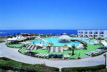 فندق دريمز بيتش ريزورت, شرم الشيخ بمصر /  يقع فى منطقة هضبة أم السيد