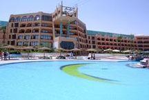 فندق باردايس جولدن فايف الغردقة, بمصر / يقع فندق باردايس جولدن فايف فى طريق القرى, الغردقة