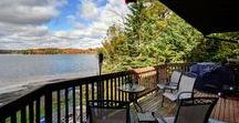 Mallard Beach / Fantastic Beachfront private cottage rental in beautiful Muskoka Ontario!  Four season family escape with all of the comforts of home.  All within 1 minute drive is LCBO, convenience store, beer store, Bakery and Barista, Provincial trail for walking, biking, ATV'ing, hiking, cross country skiing, and snowmobiling.  Everything you need is here!     See all of our cottage vacation rentals at www.serenityvacationrentals.ca