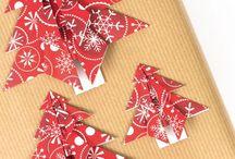 Weihnachtsbastelei / Geschenkideen und Adventsverschönerungen für kleine Wichtel