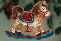Embroidry Cross Stitch, Long Stitch...