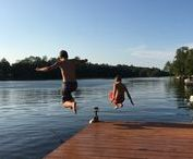Copper Cove / Vacation rental from Serenity Vacation Rentals on Lake Manitouwabing, Ontario